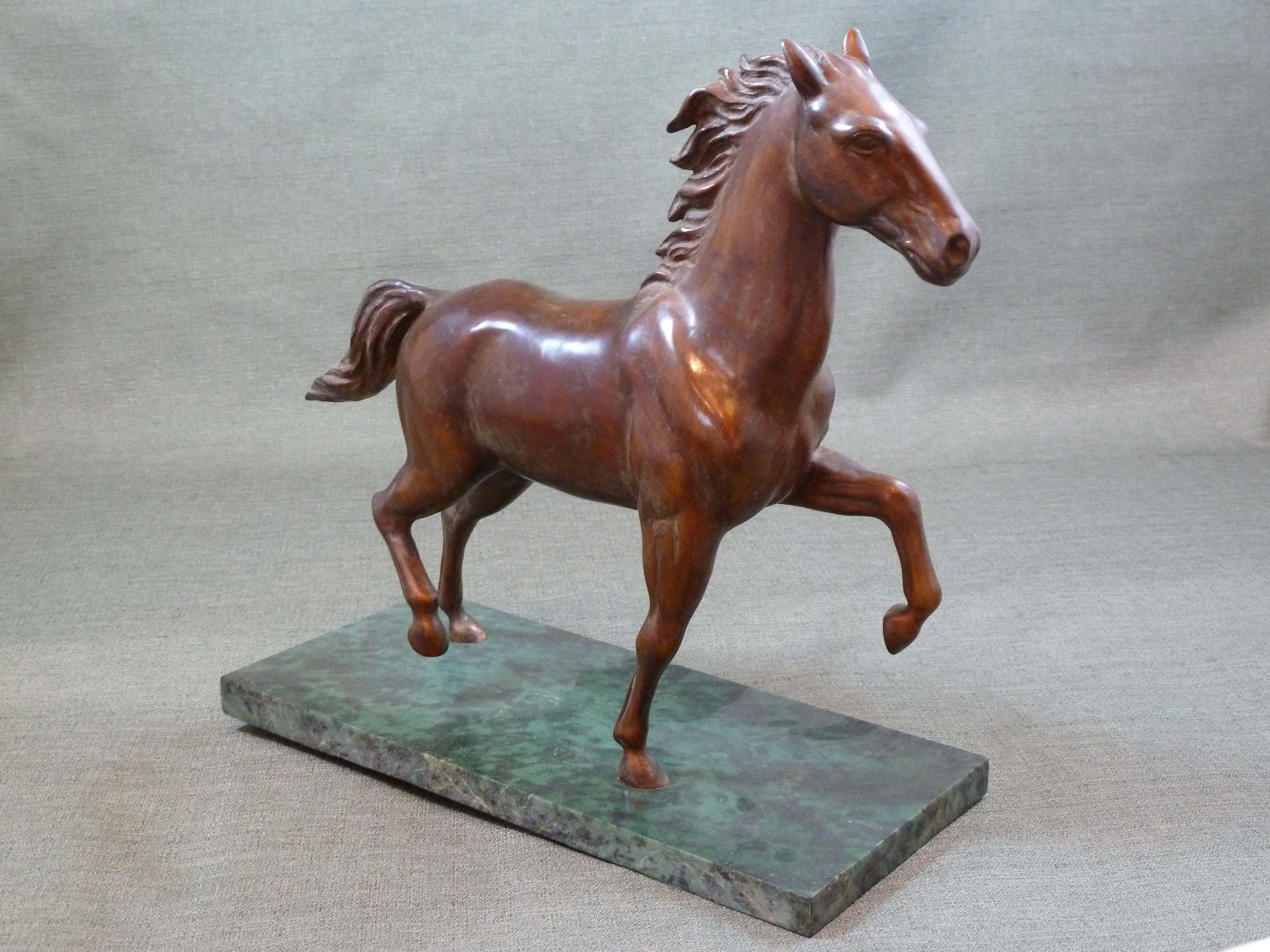 FC1089 Running Horse