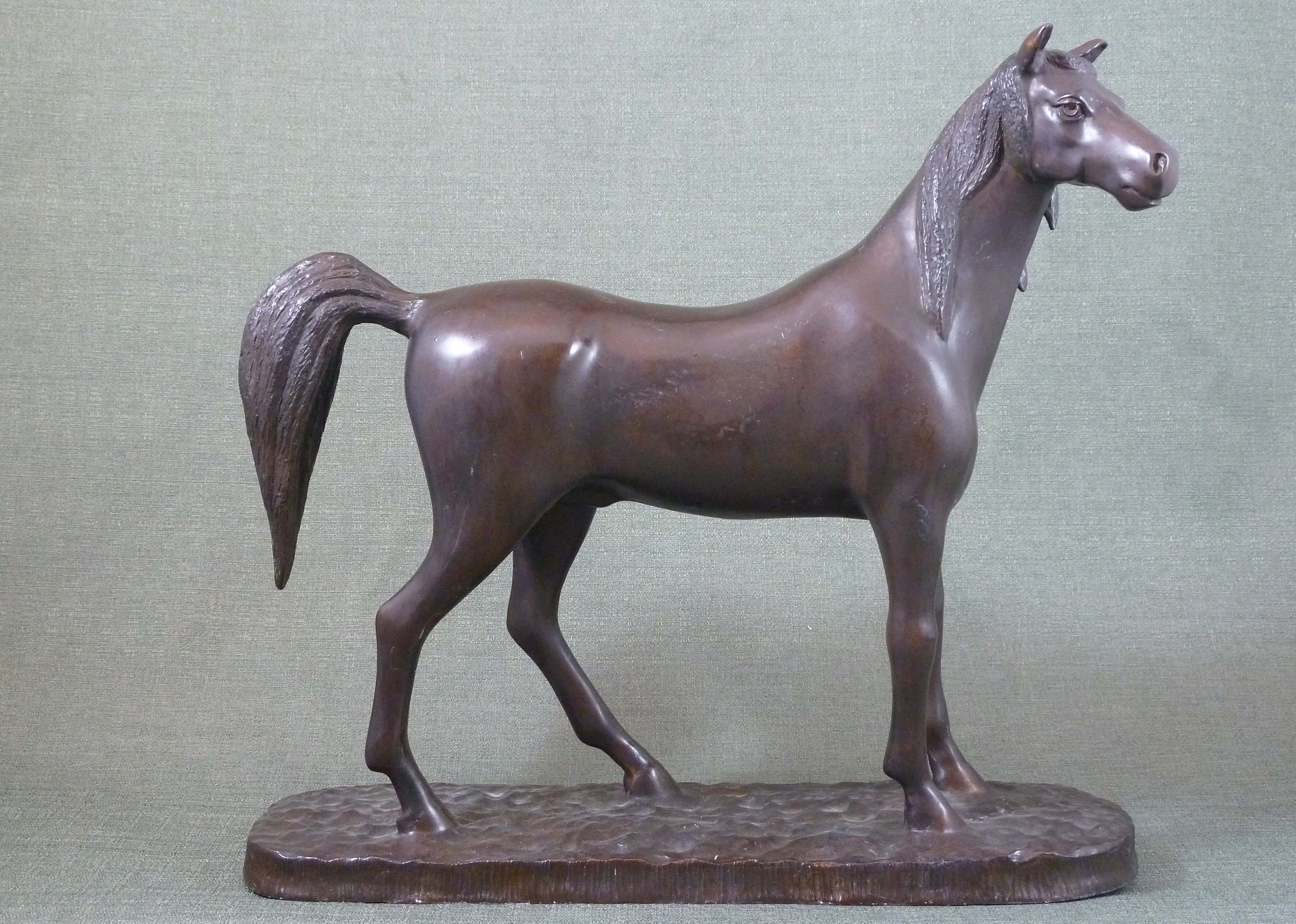 FC1164 Horse Standing