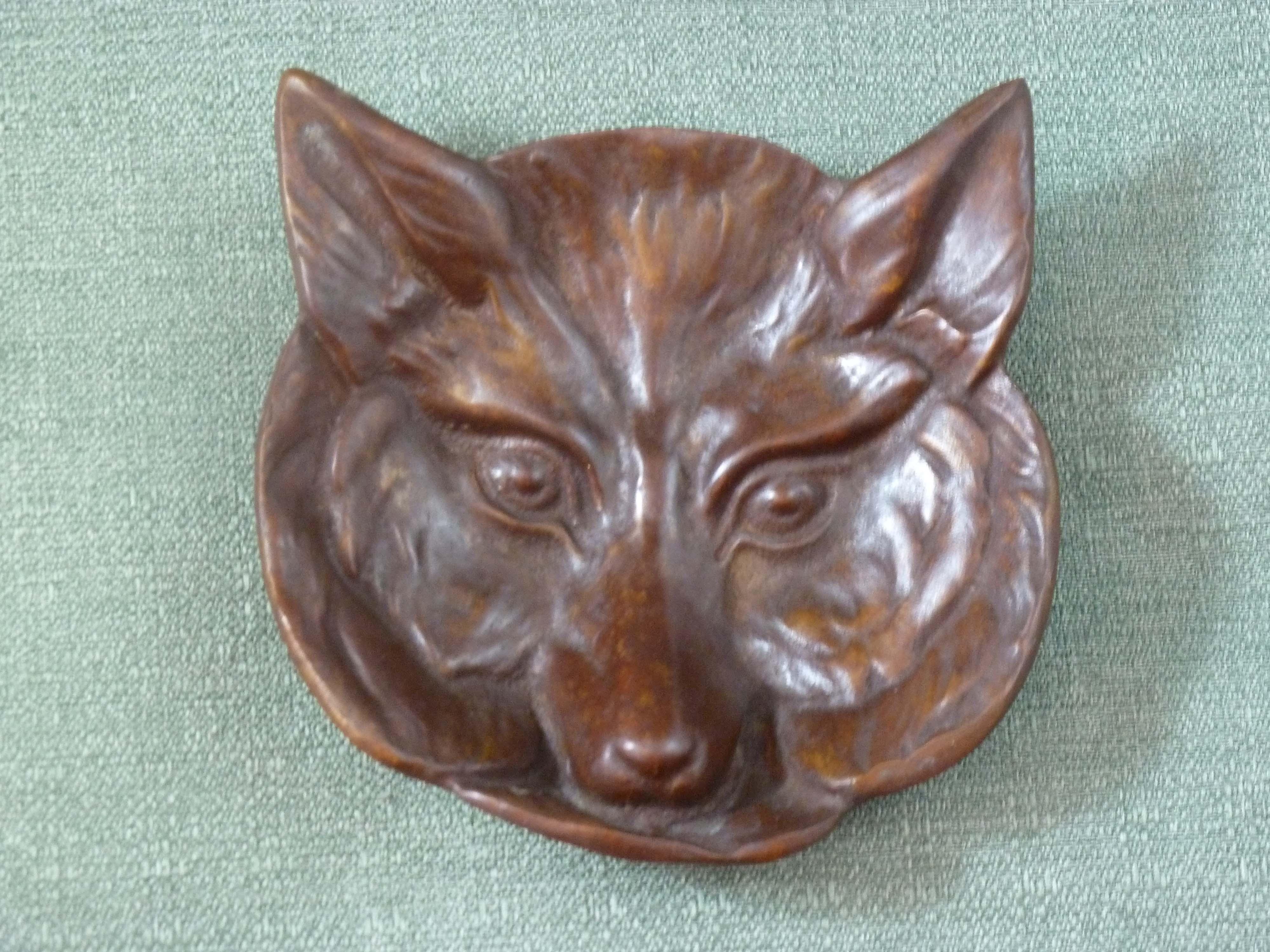 FC1190 Fox Pin Dish